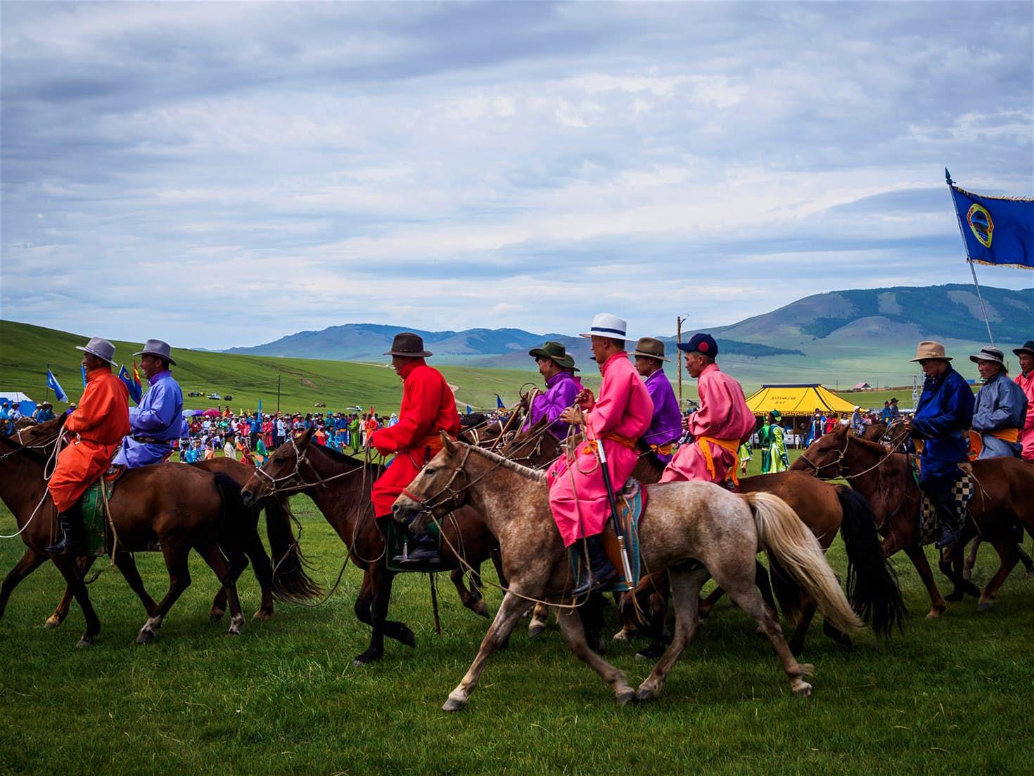 Mông Cổ: Vùng đất của những chuyến đi để đời! - hình ảnh 3