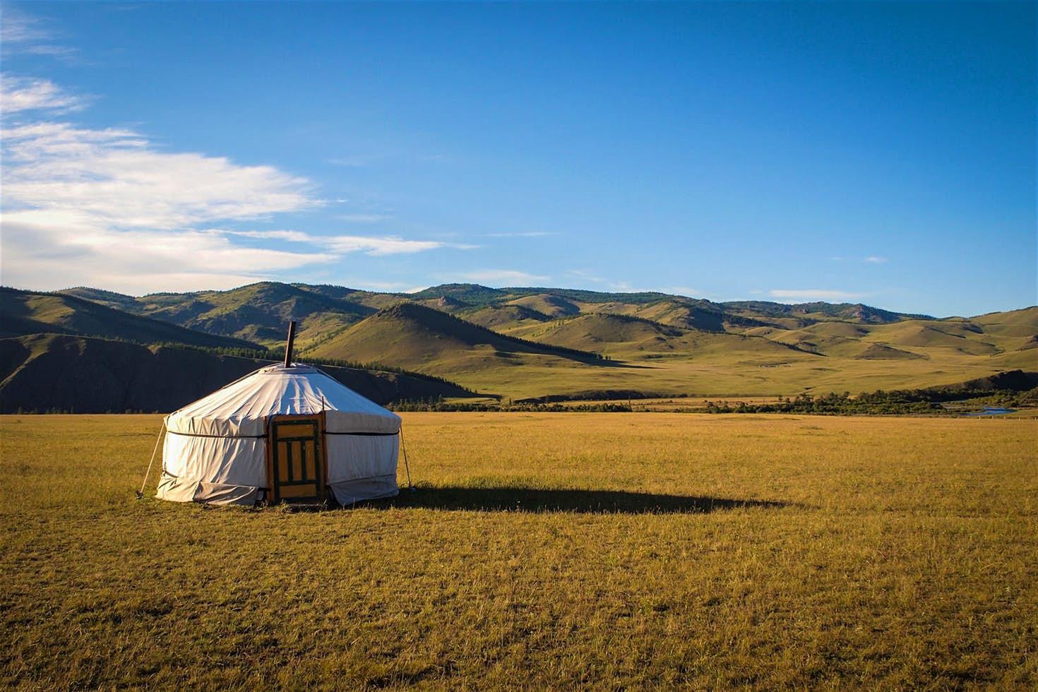 Mông Cổ: Vùng đất của những chuyến đi để đời! - hình ảnh 1