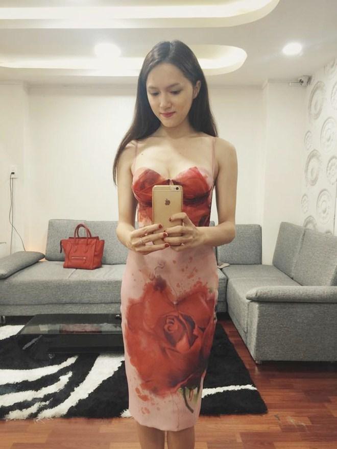 """""""Mỹ nữ chuyển giới đẹp nhất Việt Nam"""" thích thả rông khi ở nhà - hình ảnh 10"""