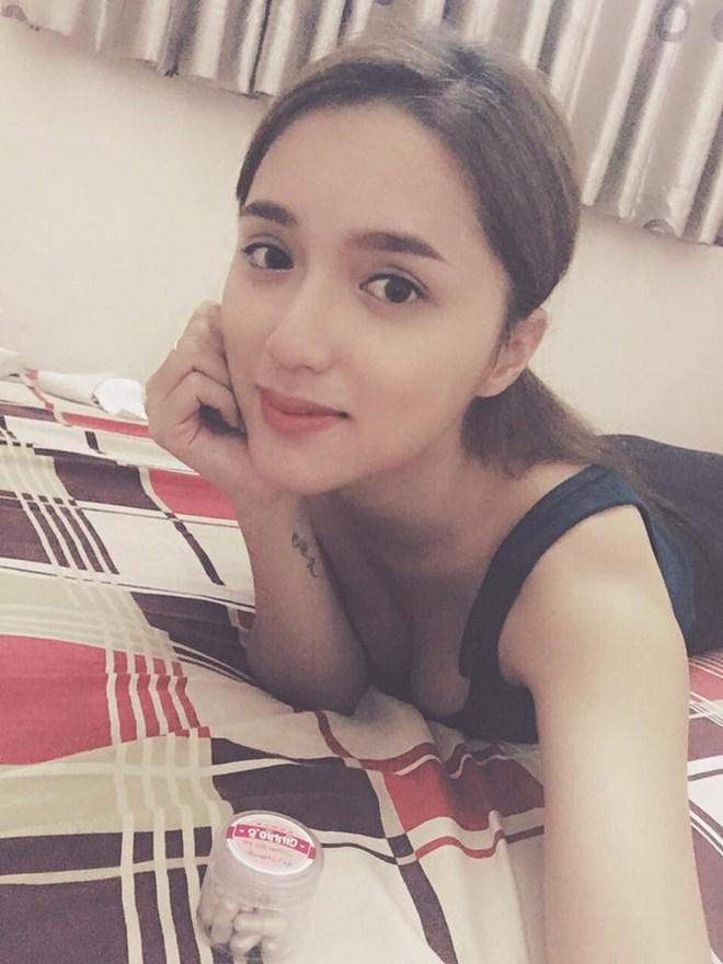"""""""Mỹ nữ chuyển giới đẹp nhất Việt Nam"""" thích thả rông khi ở nhà - hình ảnh 4"""