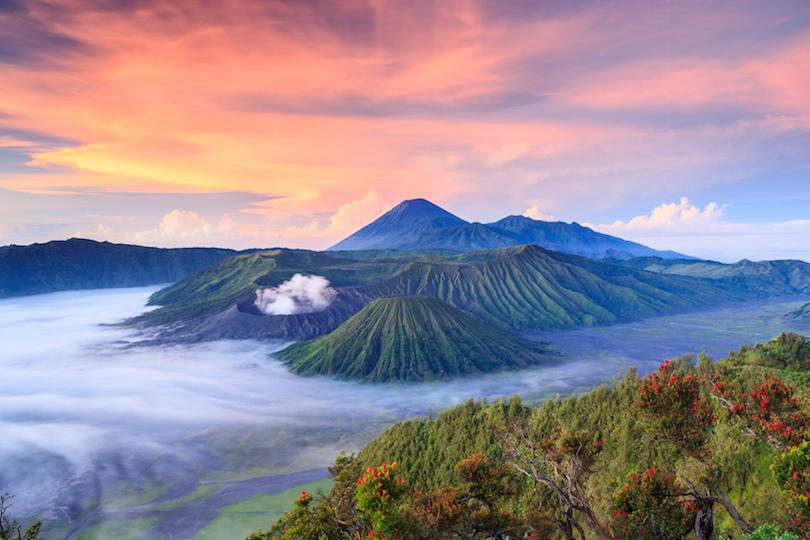 Kinh ngạc ngắm nhìn những ngọn núi lửa đẹp nhất hành tinh - hình ảnh 3