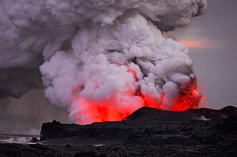 Kinh ngạc ngắm nhìn những ngọn núi lửa đẹp nhất hành tinh - hình ảnh 9
