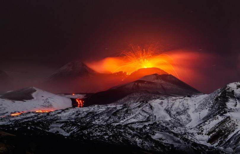 Kinh ngạc ngắm nhìn những ngọn núi lửa đẹp nhất hành tinh - hình ảnh 6