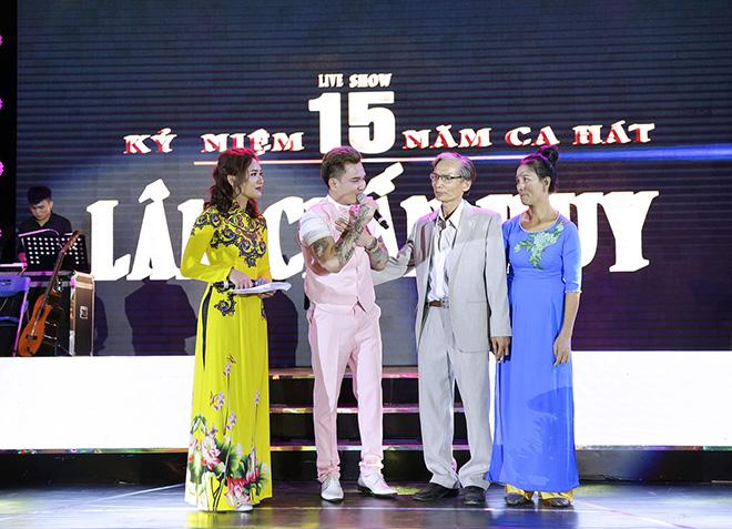 Lâm Chấn Huy nhập viện cấp cứu trước ngày diễn ra liveshow 15 năm ca hát - hình ảnh 2