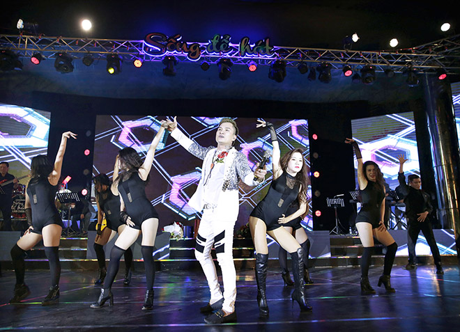 Lâm Chấn Huy nhập viện cấp cứu trước ngày diễn ra liveshow 15 năm ca hát - hình ảnh 3