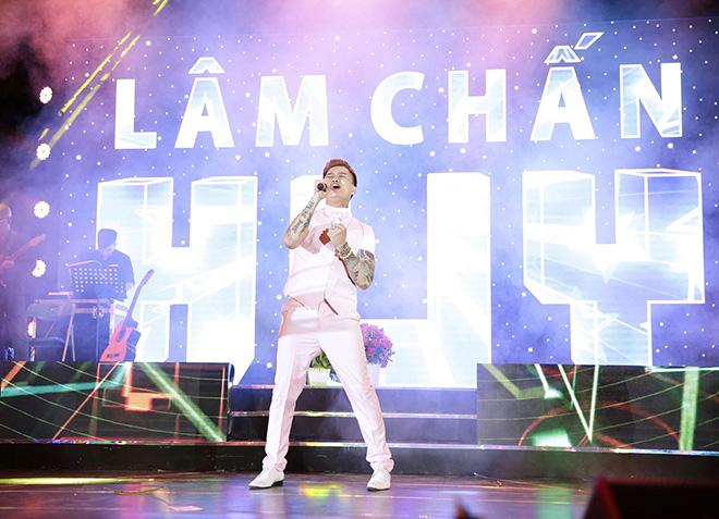 Lâm Chấn Huy nhập viện cấp cứu trước ngày diễn ra liveshow 15 năm ca hát - hình ảnh 1