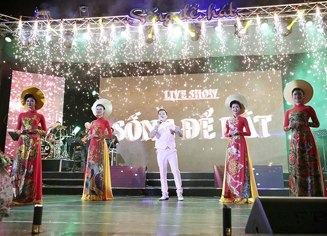 Lâm Chấn Huy nhập viện cấp cứu trước ngày diễn ra liveshow 15 năm ca hát - hình ảnh 4