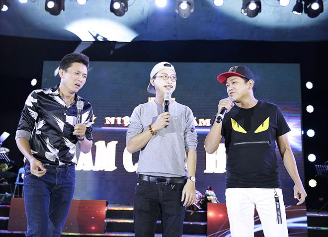 Lâm Chấn Huy nhập viện cấp cứu trước ngày diễn ra liveshow 15 năm ca hát - hình ảnh 11