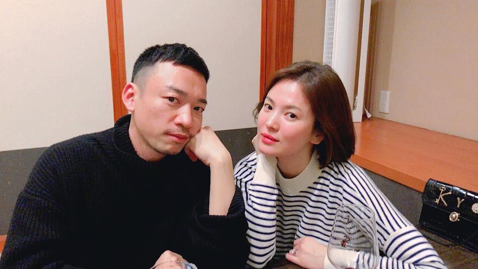 Cuộc sống của Song Hye Kyo như thế nào sau kết hôn? - hình ảnh 1