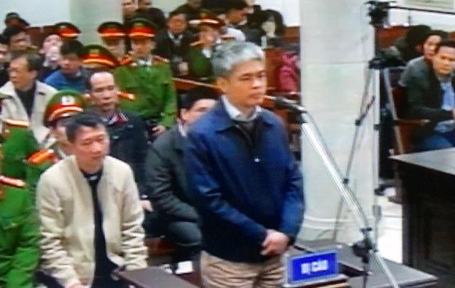 Cấp dưới nói lời oán trách bị cáo Trịnh Xuân Thanh - hình ảnh 1