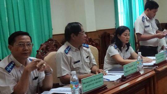 Vì sao Chánh Văn phòng Cục Thi hành án Dân sự Bình Định bị bắt? - hình ảnh 1
