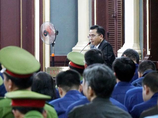 Tòa cắt phần bào chữa của luật sư ông Phạm Công Danh