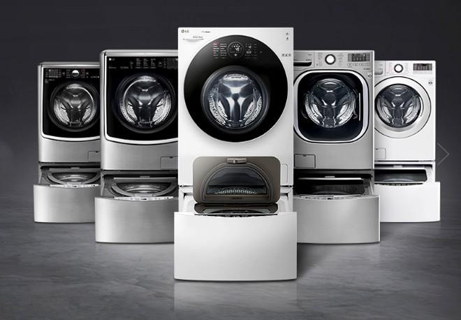 Bộ tứ máy giặt lồng đôi cao cấp nhất đã về thị trường Việt Nam - 1