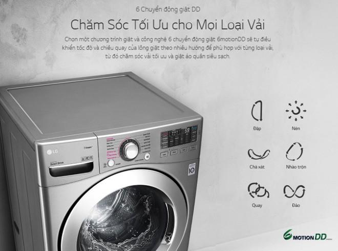 Bộ tứ máy giặt lồng đôi cao cấp nhất đã về thị trường Việt Nam - 3