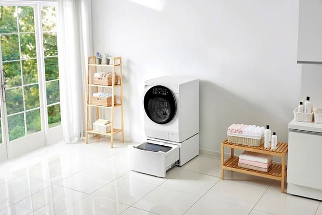 Bộ tứ máy giặt lồng đôi cao cấp nhất đã về thị trường Việt Nam - 5