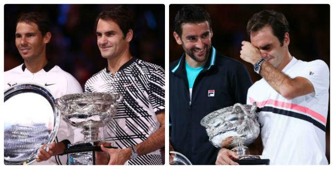 Hai Vua đua Grand Slam: Federer gọi, liệu Nadal có trả lời? - 1