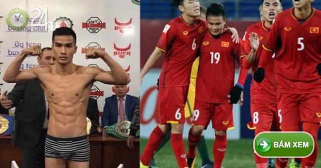 Kỳ tích boxing: Đòi nợ cho U23, võ sỹ Việt hạ đo ván cao thủ Uzbekistan