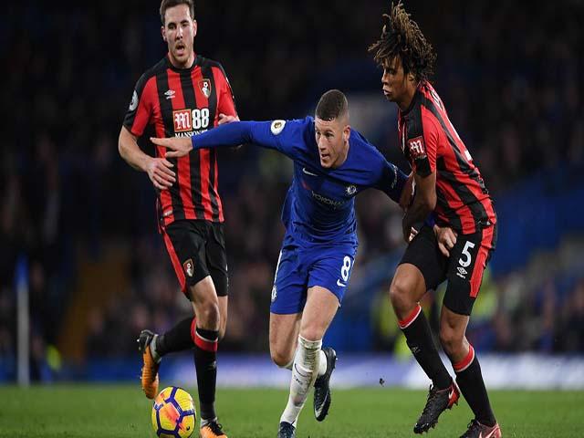 Chelsea - Bournemouth: 3 đòn choáng váng, lỡ cơ hội vàng