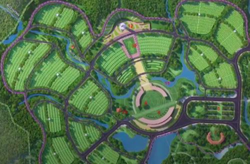 1.400 tỉ đồng xây nghĩa trang quốc gia dành cho cán bộ cao cấp - 1