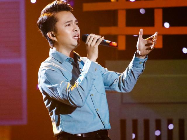 """Phương Dung khen Nam Cường hát """"Về đâu mái tóc người thương"""" hay nhất Việt Nam"""