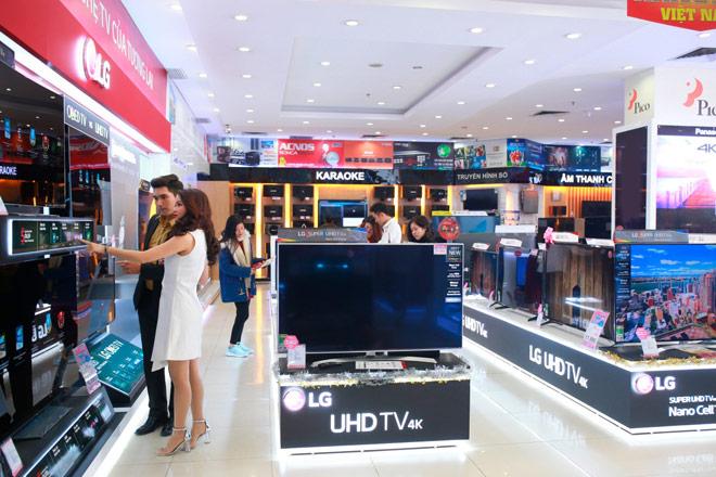 Có nên mua TV 4K giá dưới 20 triệu? - 1