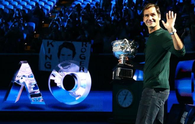 Federer vô địch 20 Grand Slam: Nadal gục ngã, làng banh nỉ hết nhân tài? - 1