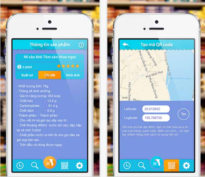 Tổng hợp những ứng dụng kiểm tra mã vạch chính xác nhất cho iPhone - 1
