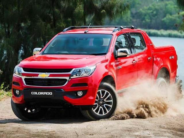 Nhiều xe Chevrolet tại Việt Nam giảm giá - 1