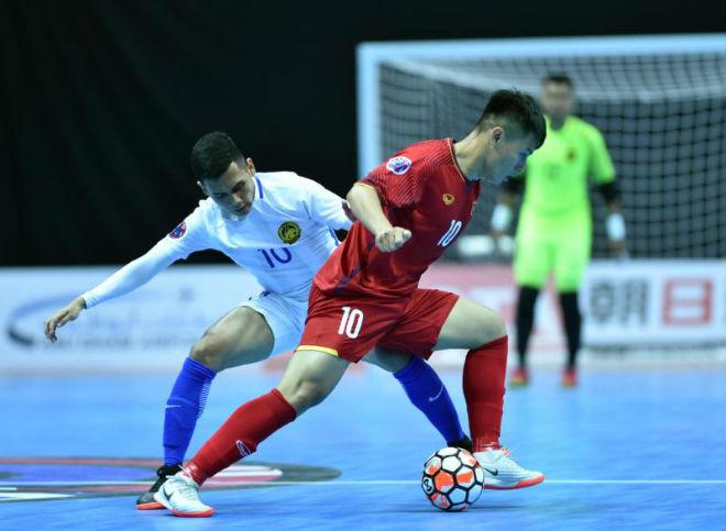 Đội tuyển Futsal Việt Nam: Không được phép sai lầm - 1