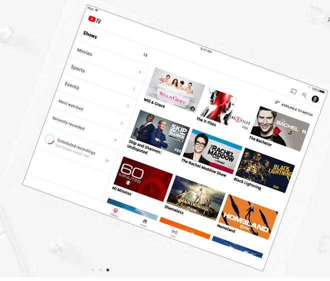 YouTube TV đã có mặt trên Apple TV và Roku-Công nghệ thông tin