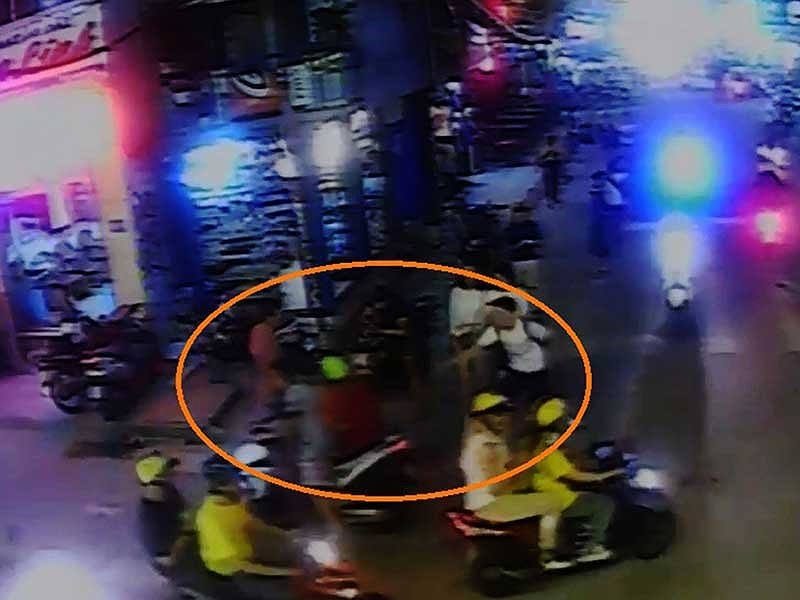 Trinh sát 2 tháng lội bộ bắt nhóm cướp giật khu phố Tây - 1