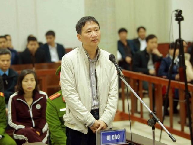 Từ vụ Trịnh Xuân Thanh: Bị tuyên 2 án chung thân, phạm nhân có được giảm án?