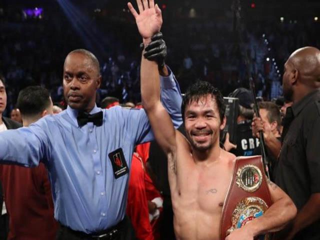 Manny Pacquiao: Từ kẻ nghèo kiết xác tới siêu võ sỹ triệu đô