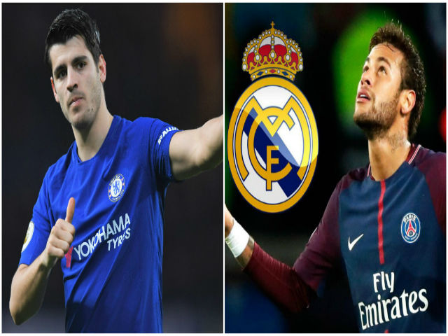 "PSG: Cấm Neymar tới Real, mua ""bom xịt"" Chelsea 70 triệu bảng thay Cavani"