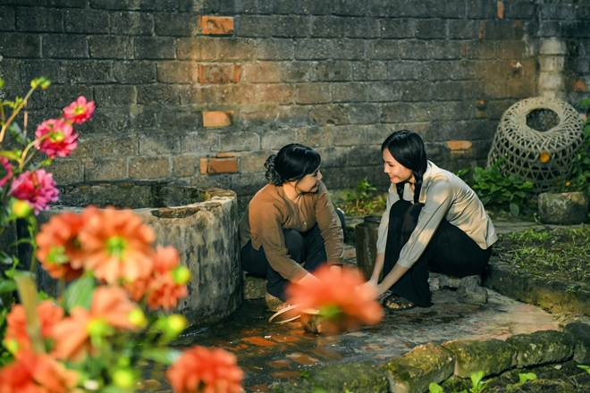 NSND Lan Hương rơi nước mắt vì ca khúc do Lương Nguyệt Anh sáng tác - hình ảnh 1