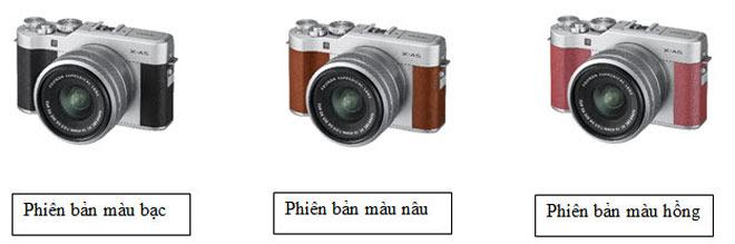 Fujifilm chính thức giới thiệu sản phẩm máy ảnh thời trang Fujifilm X-A5 - 1