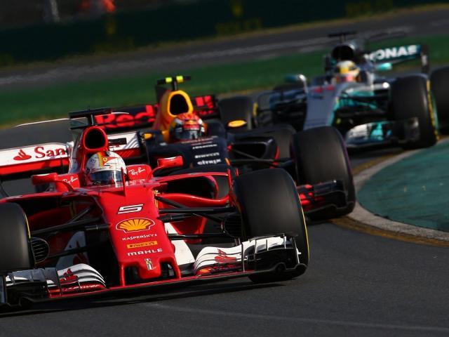 Đua xe F1: Đột phá tương lai, nâng tầm chiến mã, thu hút khán giả