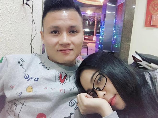 Bạn gái Quang Hải, Duy Mạnh được dân mạng khen ngợi hết lời - hình ảnh 4