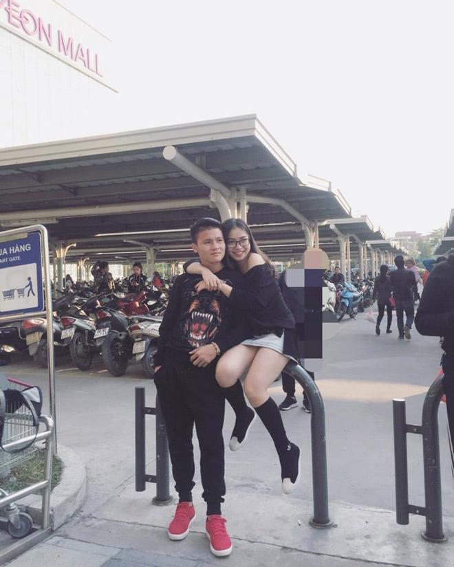 Bạn gái Quang Hải, Duy Mạnh được dân mạng khen ngợi hết lời - hình ảnh 3