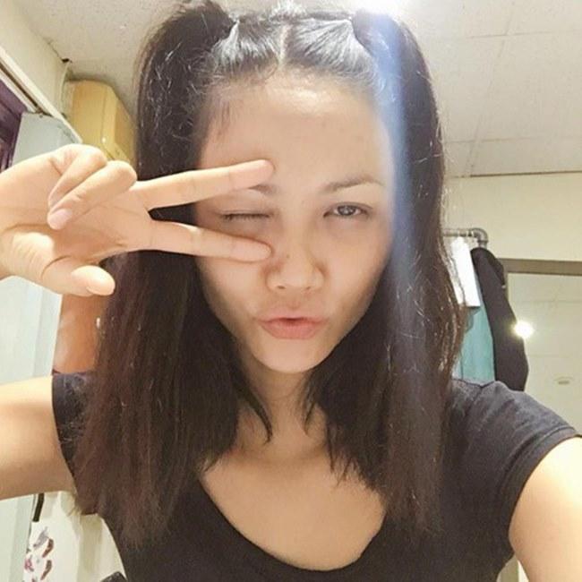 Mỹ nhân Việt khác lạ với mặt mộc không son phấn - hình ảnh 2