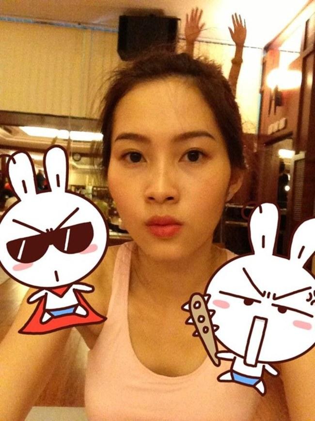 Mỹ nhân Việt khác lạ với mặt mộc không son phấn - hình ảnh 7