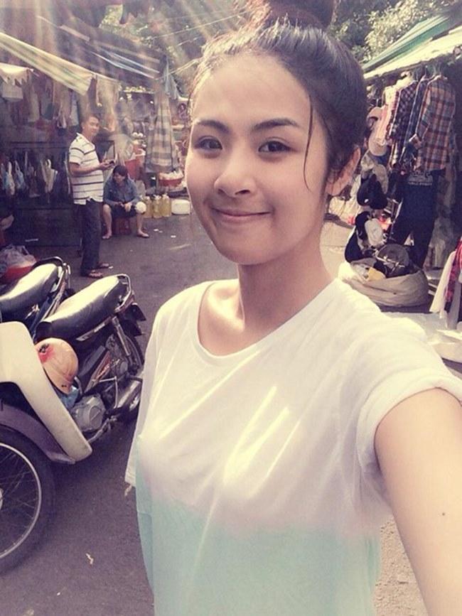 Mỹ nhân Việt khác lạ với mặt mộc không son phấn - hình ảnh 11