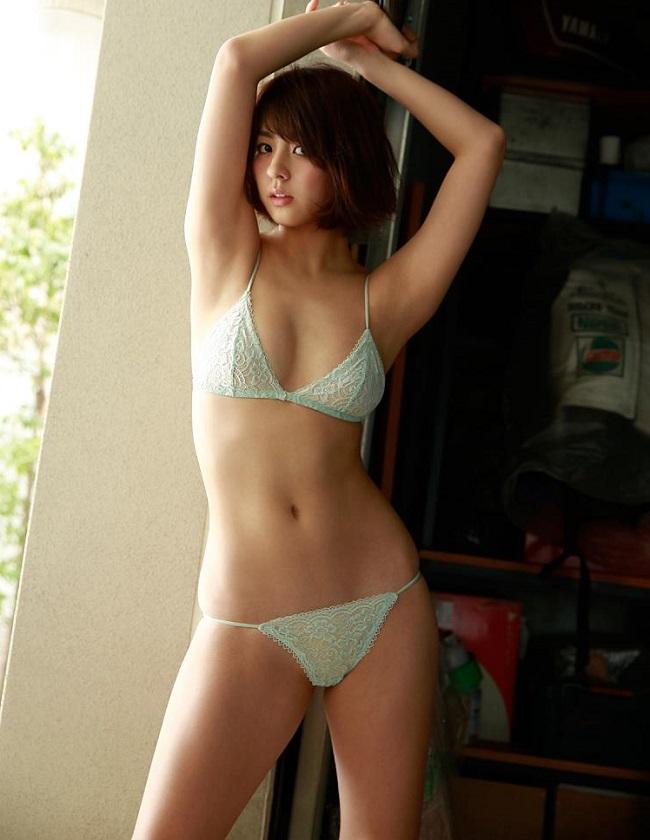 """Bộ 3 mẫu Nhật """"phồn thực"""" sinh năm 94 khiến đàn ông thương nhớ - hình ảnh 6"""