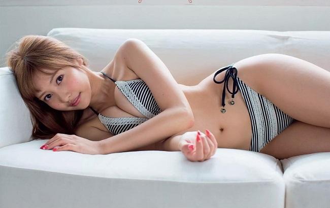 """Bộ 3 mẫu Nhật """"phồn thực"""" sinh năm 94 khiến đàn ông thương nhớ - hình ảnh 16"""