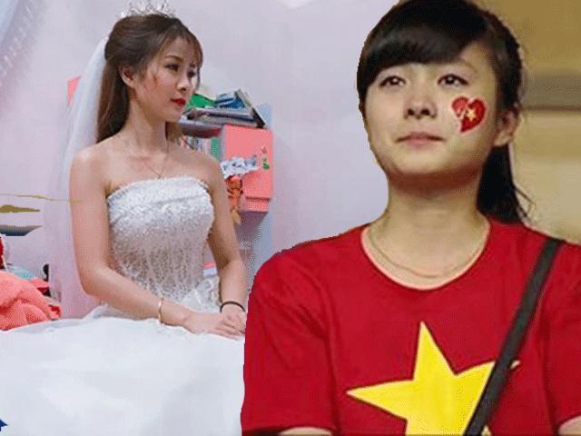 """""""Crying girl"""" Nhật Lệ bất ngờ lên xe hoa về nhà chồng"""