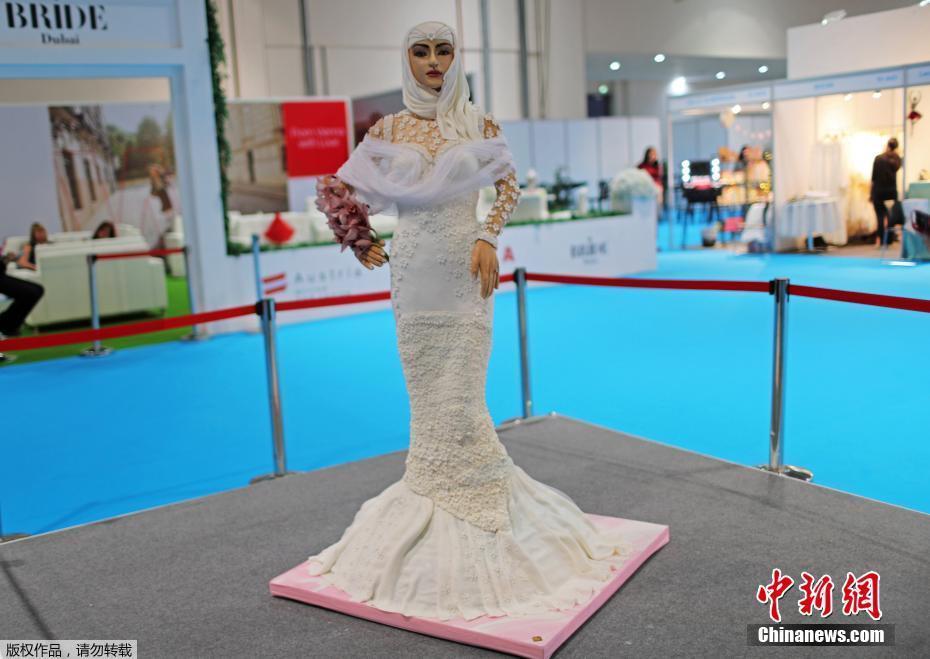 """Ngắm """"cô dâu"""" nạm kim cương ăn được, trị giá 22,6 tỷ đồng duy nhất chỉ có ở Dubai - 1"""