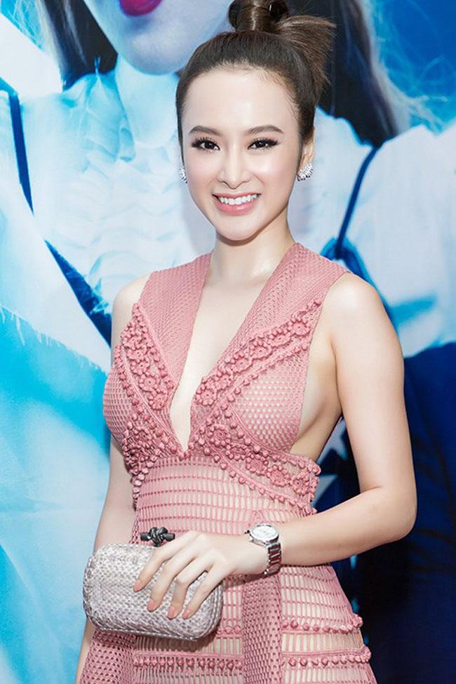 Thót tim với váy khoe vòng 1 của Mai Phương Thúy và sao Việt - hình ảnh 17