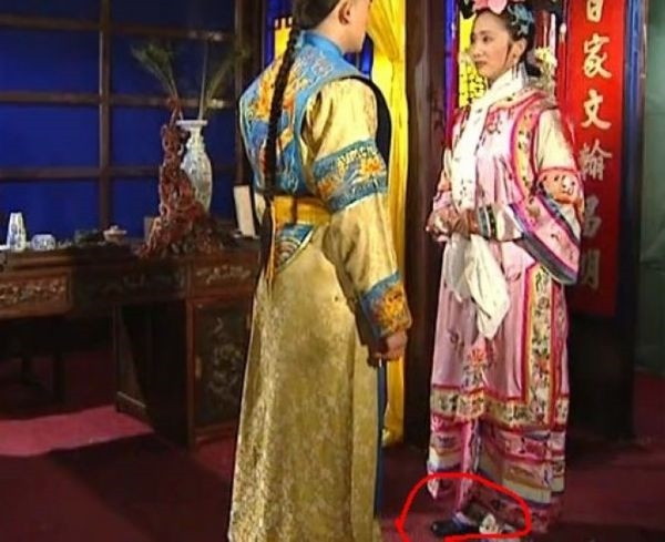 """Những pha """"xuyên không"""" hàng thế kỷ trong phim Trung Quốc - hình ảnh 5"""