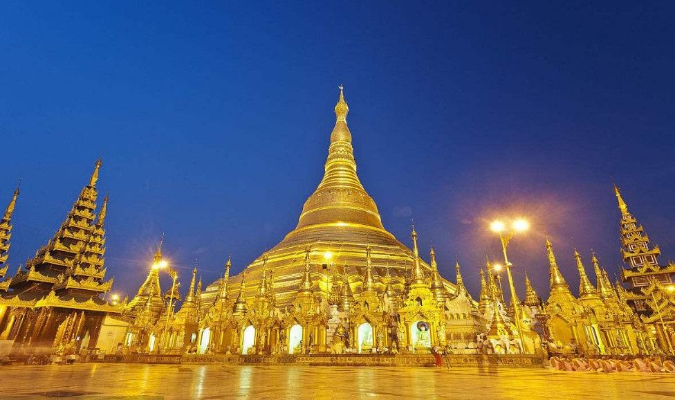 Tòa tháp xa xỉ nhất thế giới: Làm từ hàng chục tấn vàng, hàng nghìn carat kim cương - 1