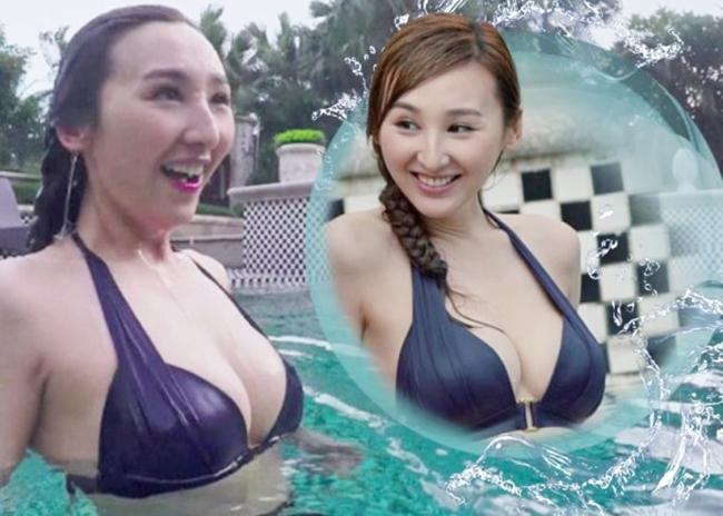 """Những siêu vòng 1 làm """"chao đảo"""" màn ảnh Hong Kong năm qua - hình ảnh 7"""